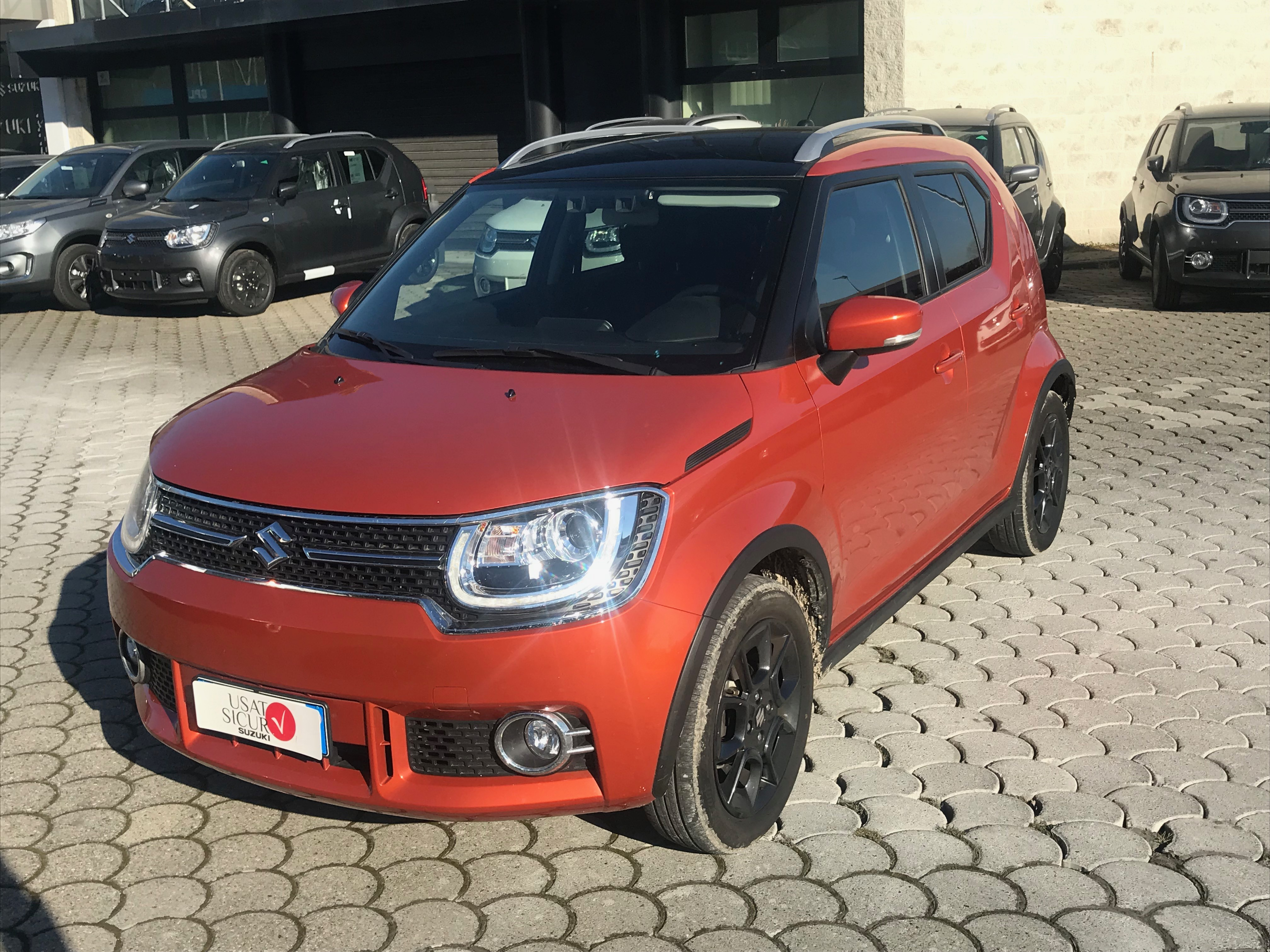 Ignis I-Top 4wd