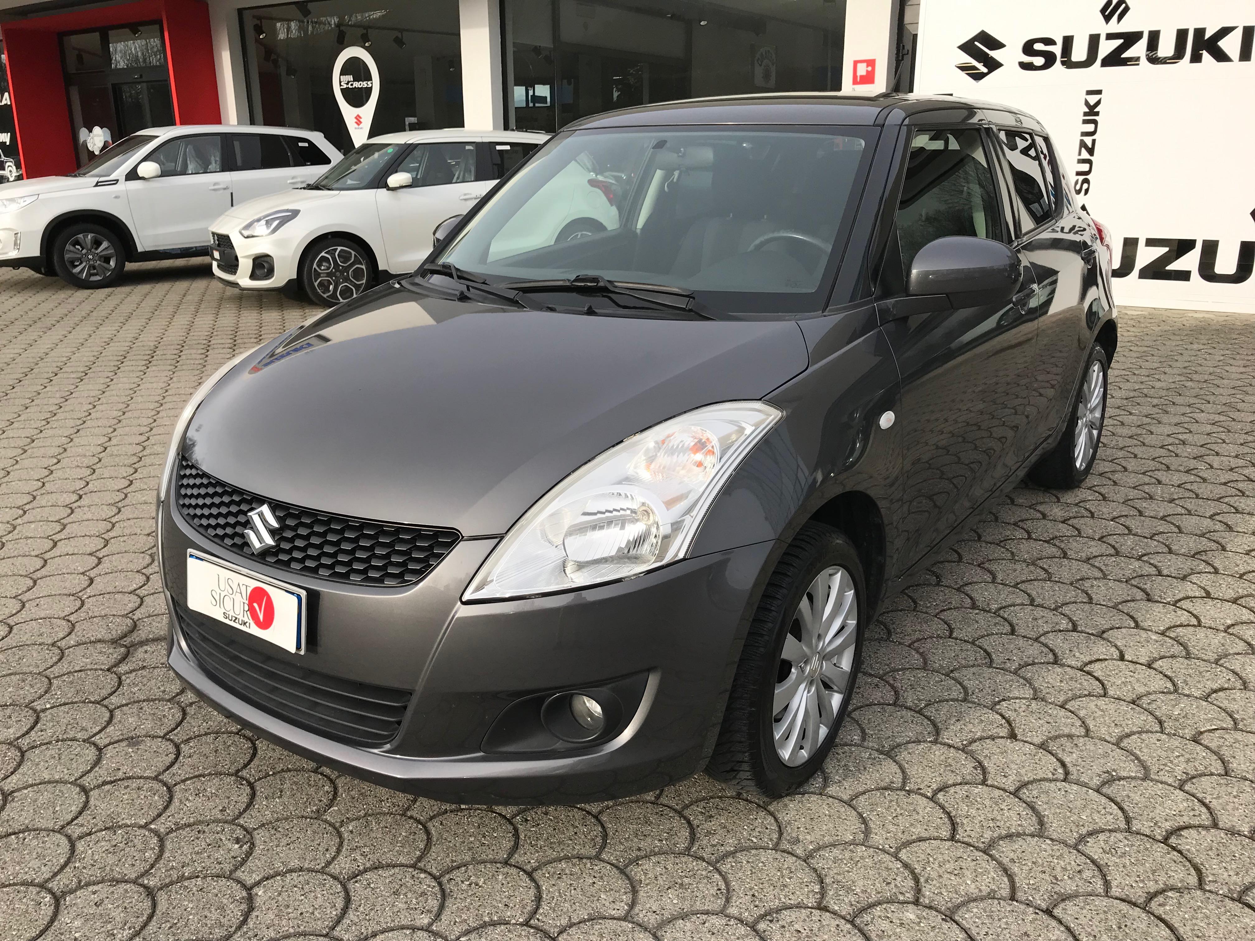 Suzuki Swift 1.2 benzina 4X4