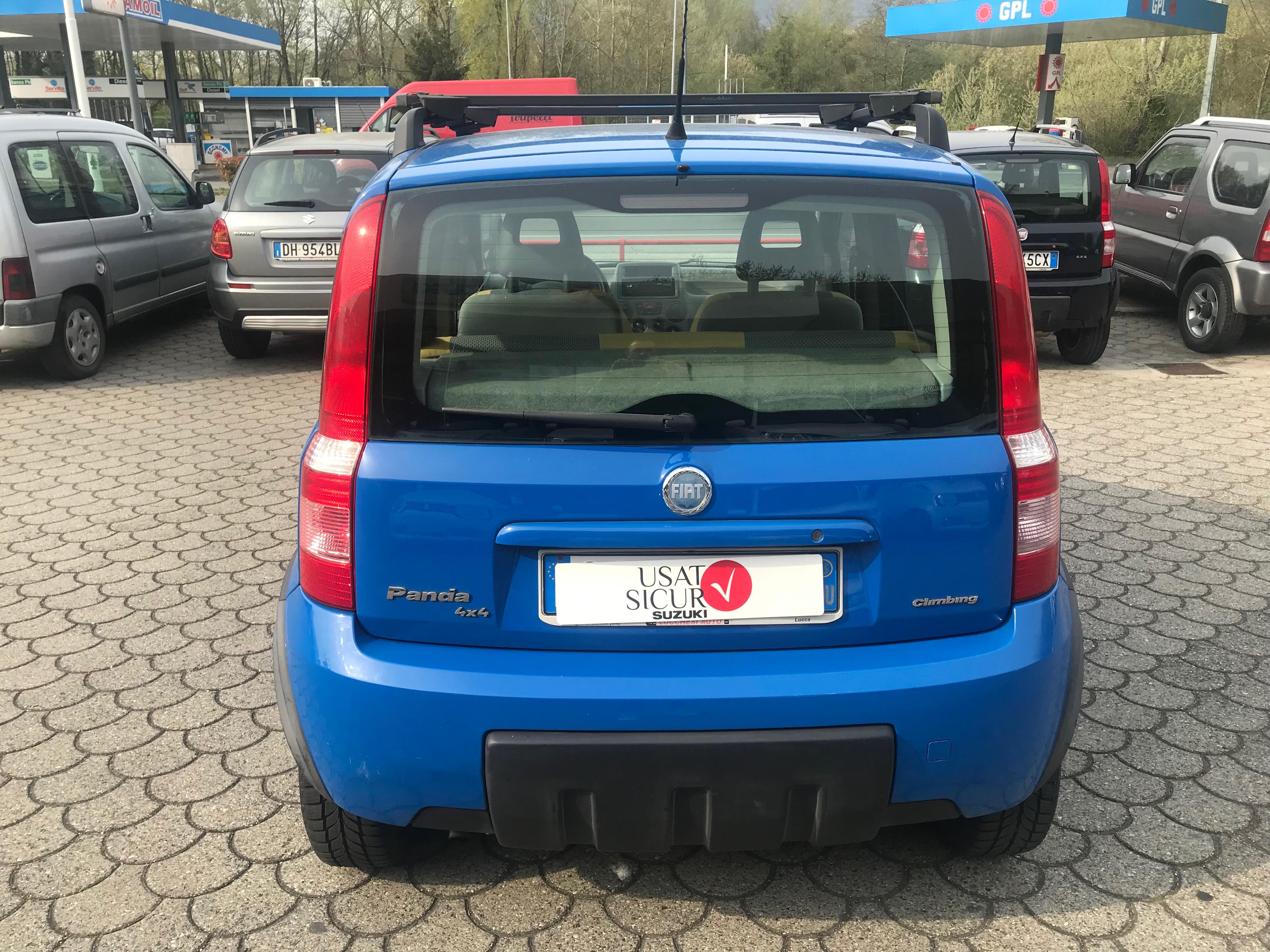 Fiat Panda 4×4 Climbing 1.2 benzina