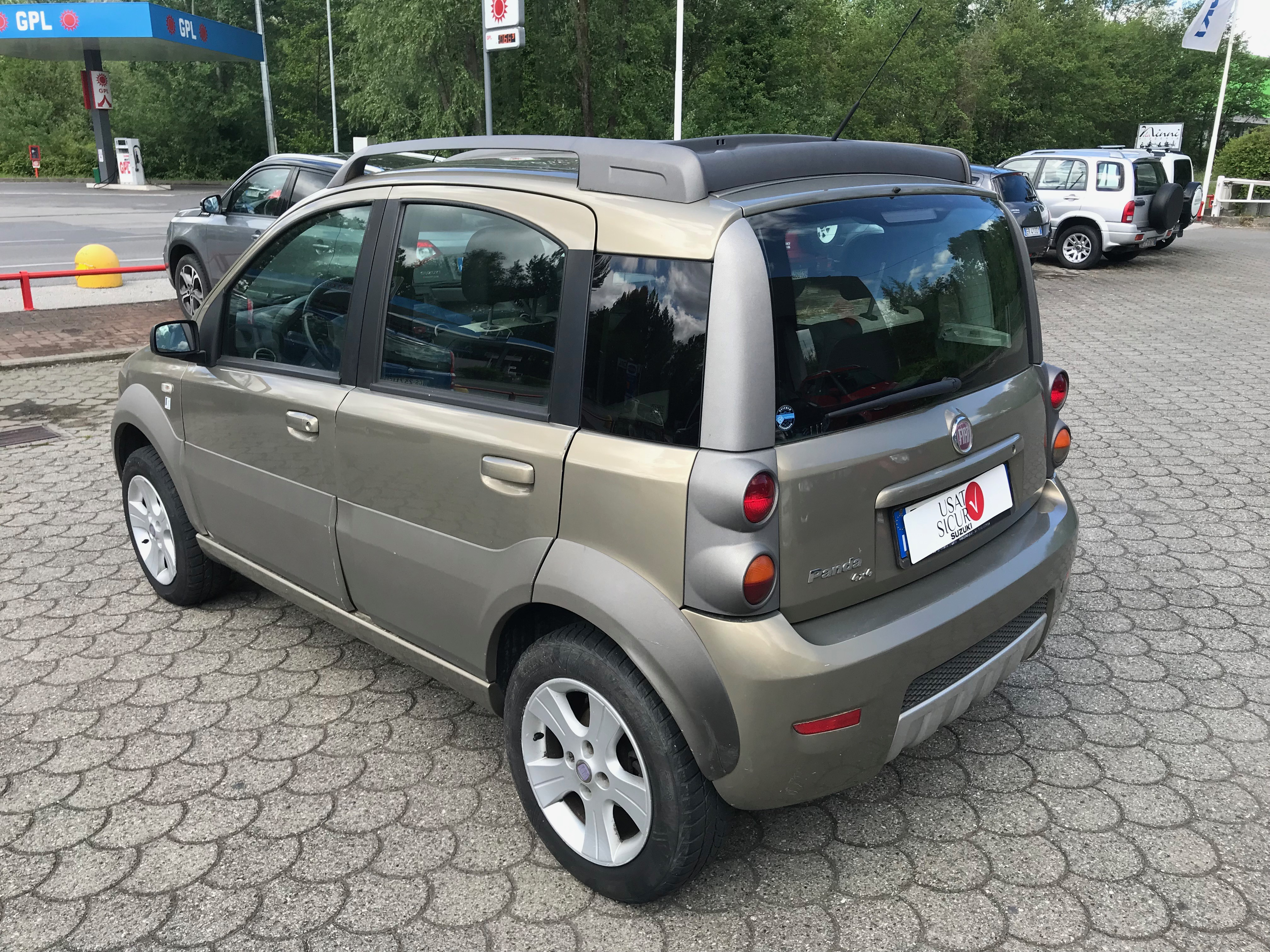 Fiat Panda Cross 4×4 multijet