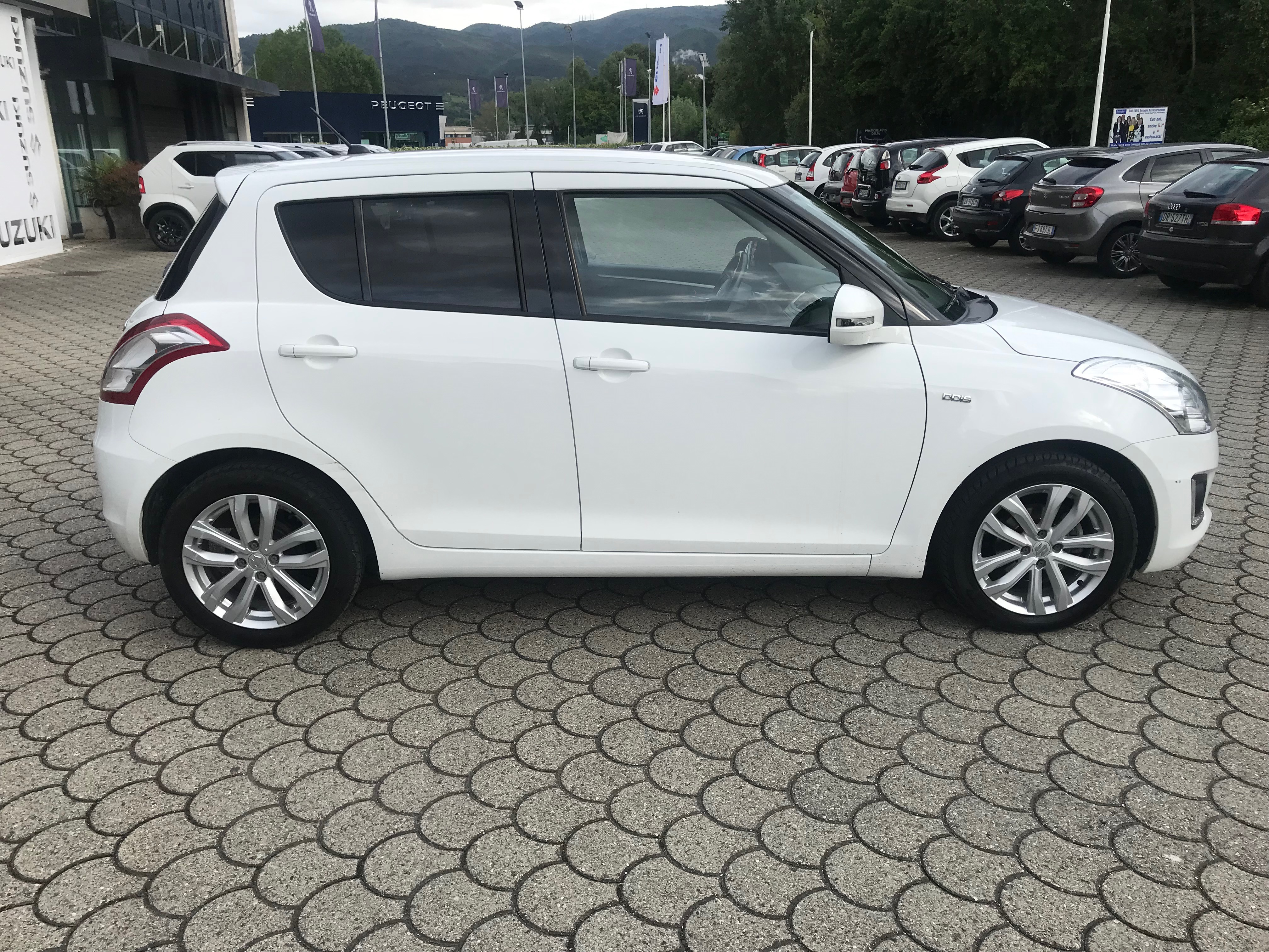 Suzuki Swift Top 1.3 multijet Navi