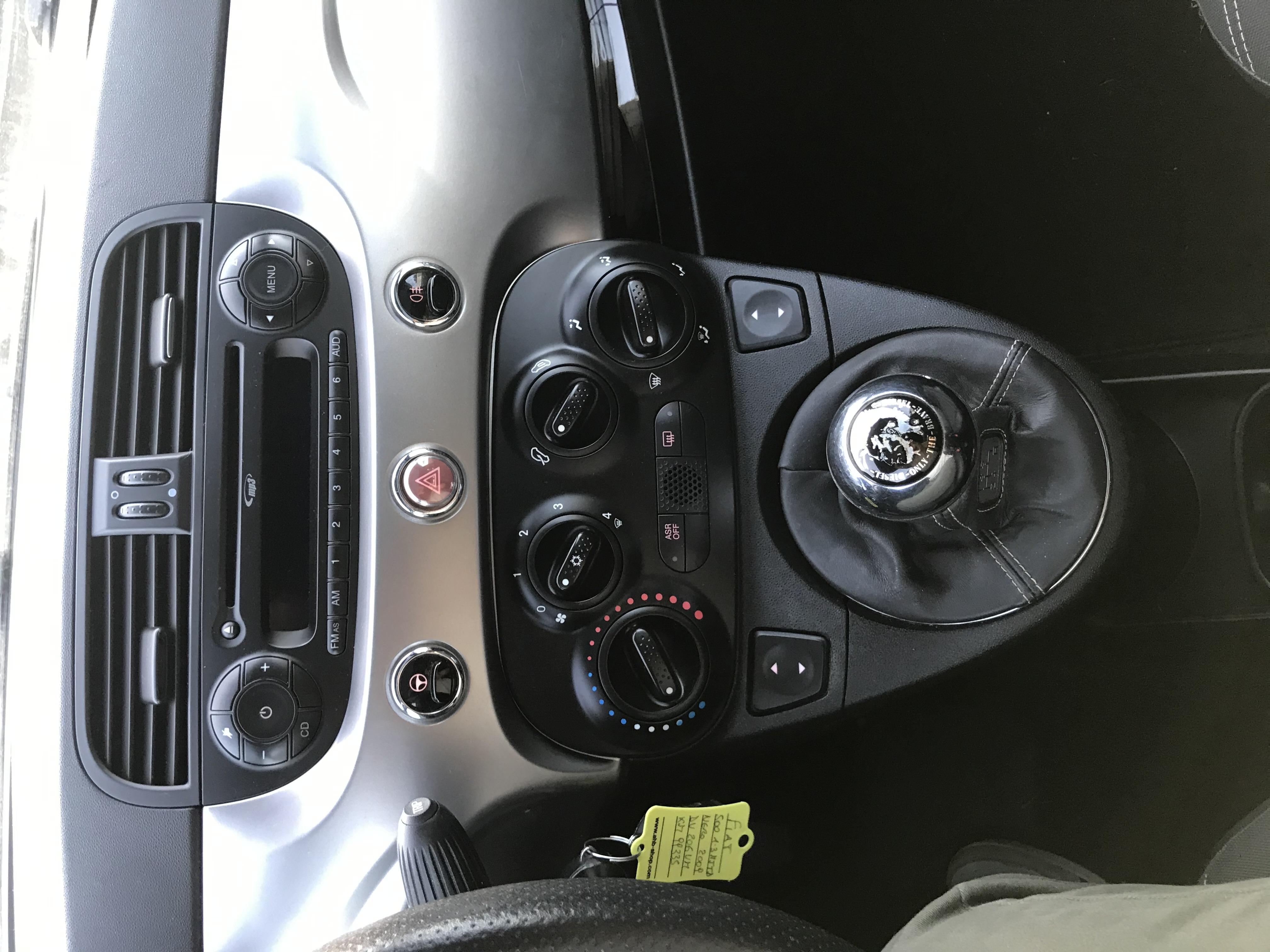 Fiat 500 Sport 1.3 multijet