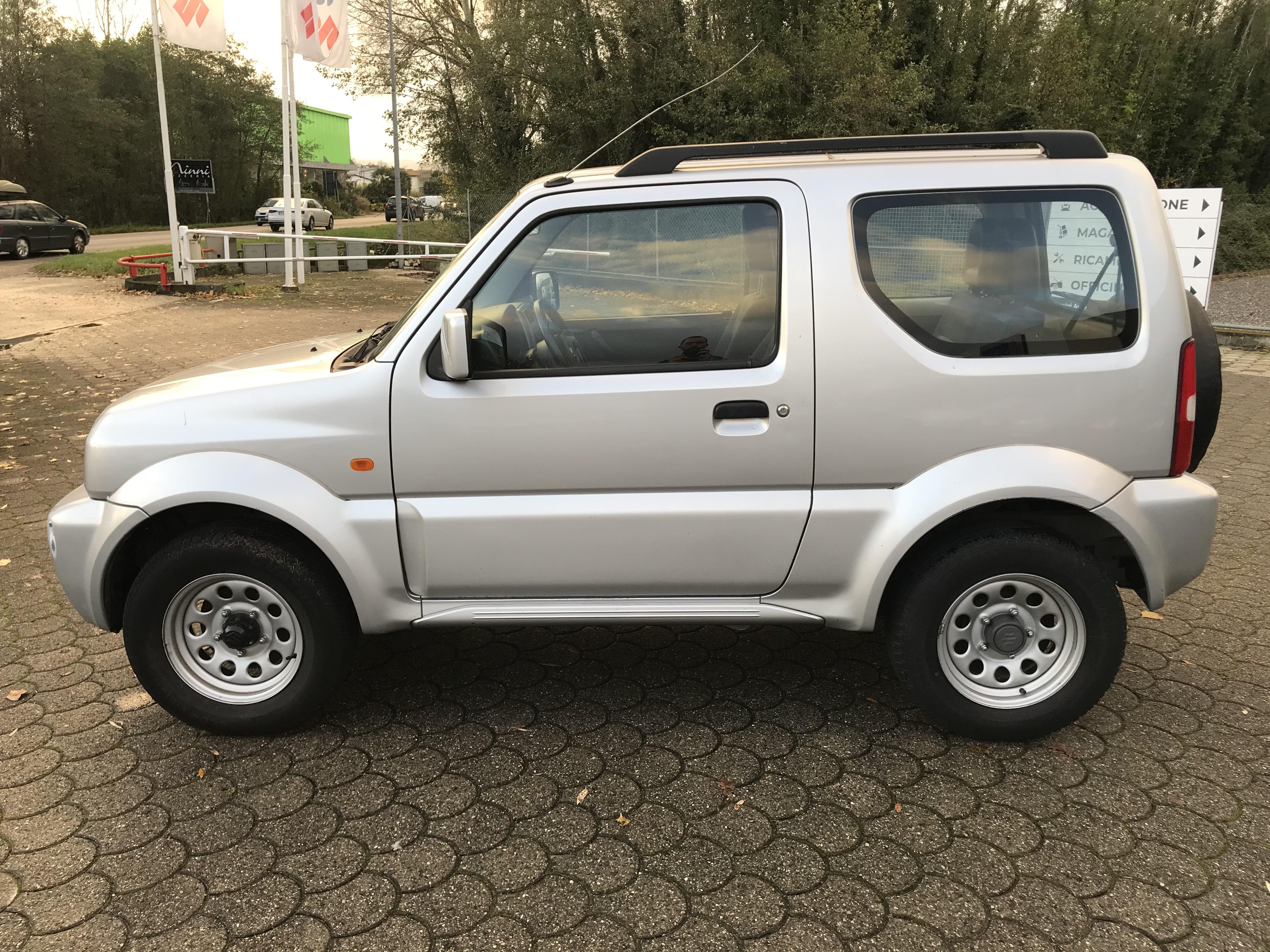 Suzuki Jimny Evo 1.3 benzina
