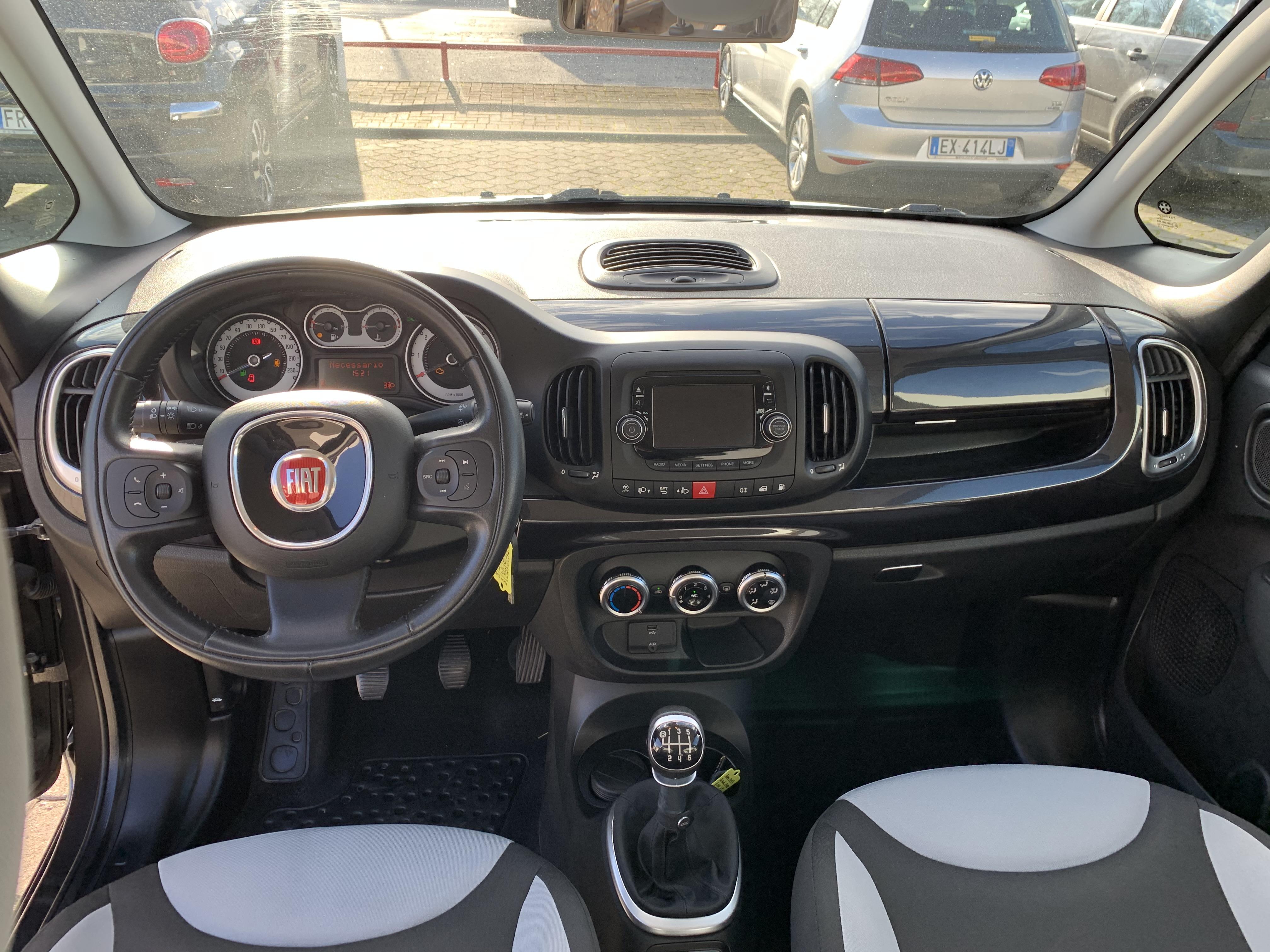 FIAT 500 L TJET 1.4 GPL