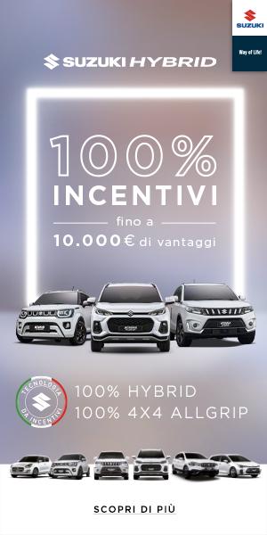 incentivi 100% hybrid